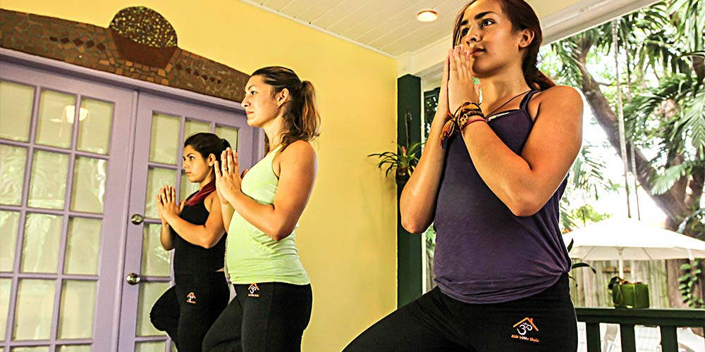 Yoga Teacher Training Yoga Therapy Certification And Yoga In Schools