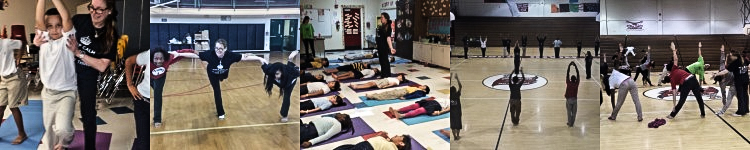yoga for youth students