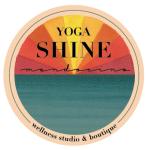 Yoga Shine logo
